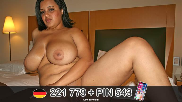 Fette Frauen nackt beim Live Telefonsex