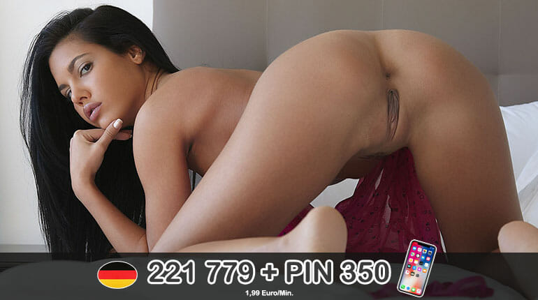 Geiler Analsex am Live Telefon
