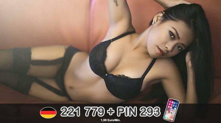 Live Asia Telefonsex mit sexy Filipina