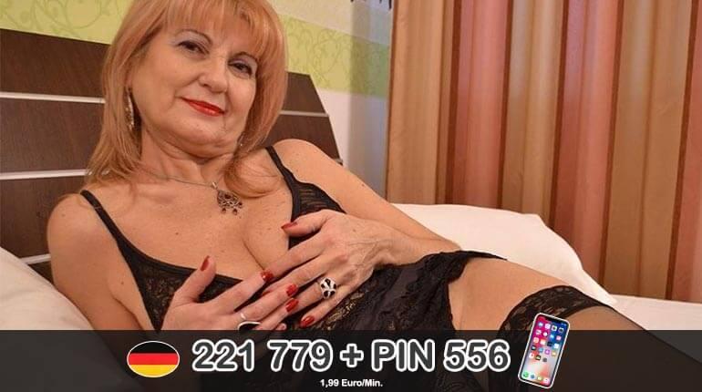Live Oma Telefonsex mit alter Frau aus Deutschland