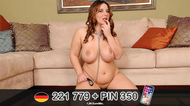Mollige Frauen nackt beim Telefonsex