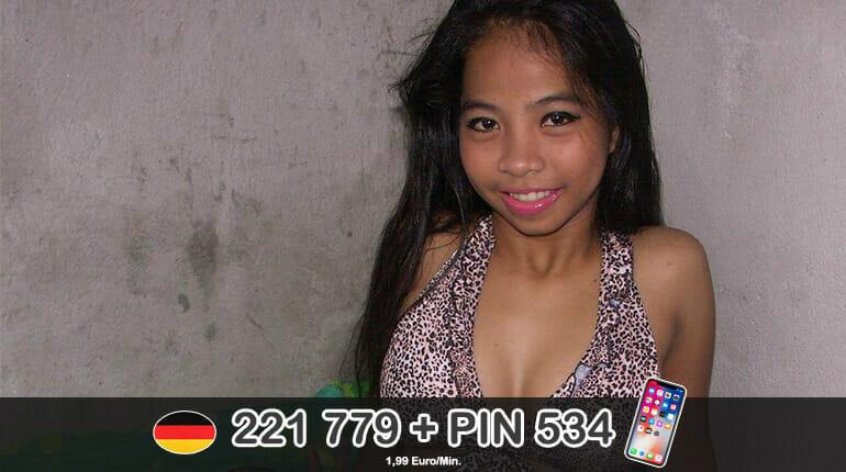 Thai Teen Girl bietet sich zum Asia Telefonsex an